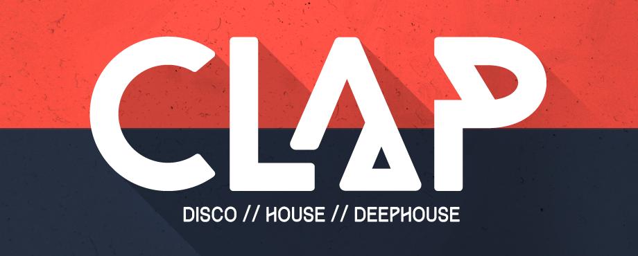 clap website banner